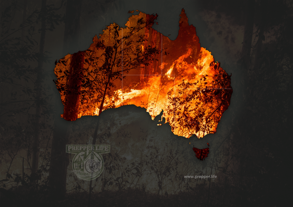 Australia Brush Fires in 2020 The beautiful country