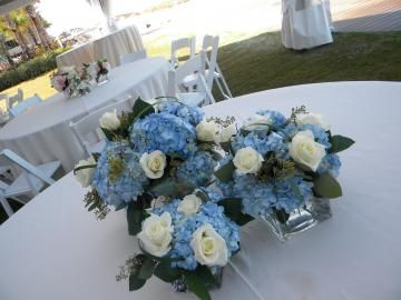 Pin By Louise Reid On Centerpieces Baby Shower Flowers Boy Baby