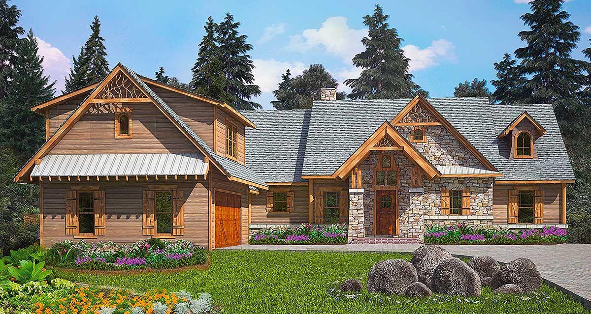 32+ Mountain farmhouse plans inspiration