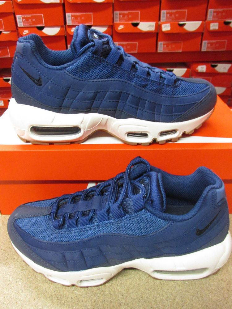 nike womens air max 95 running trainers 307960 400 sneakers shoes (eBay  Link) 736d223bbe1