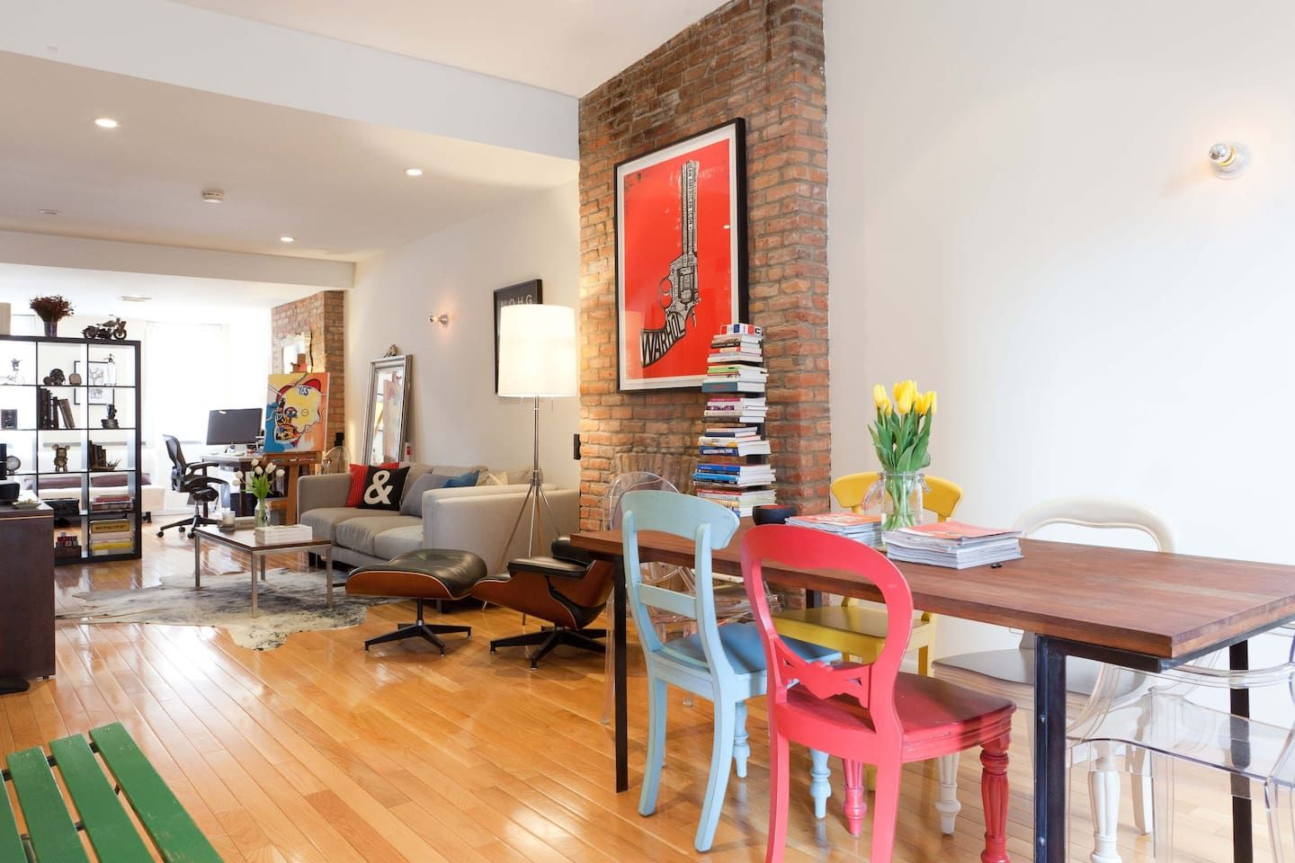 Artist loft union square lofts for rent in new york