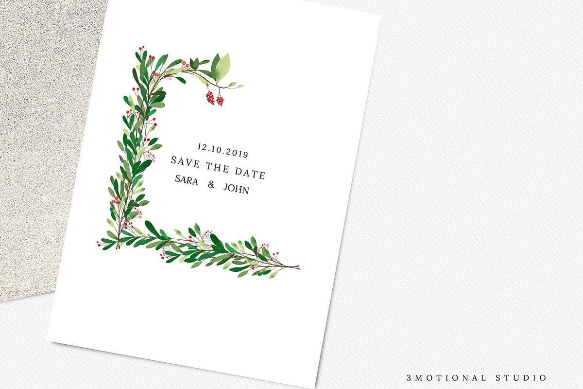 Holiday Mini Sessions Marketing Template Holiday mini