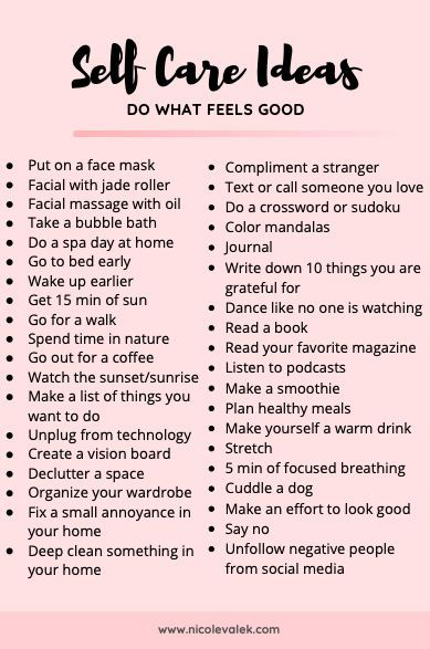 SELF-CARE 101 & Simple Self-Care Tips For Your Well-Being