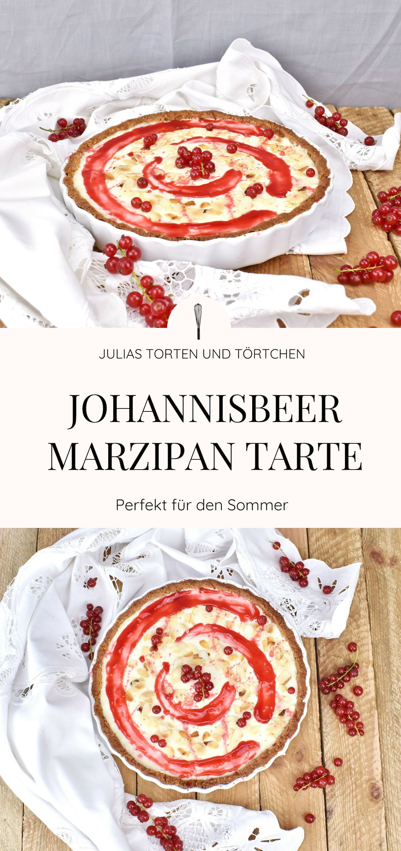 Photo of Currant marzipan tart