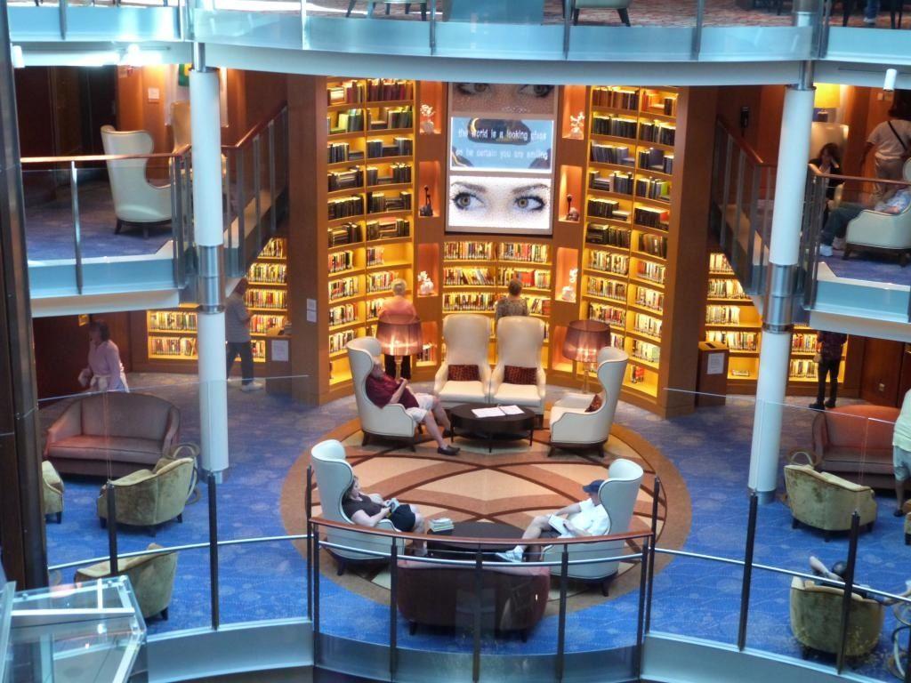 library celebrity reflection cruising pinterest cruises library celebrity reflection
