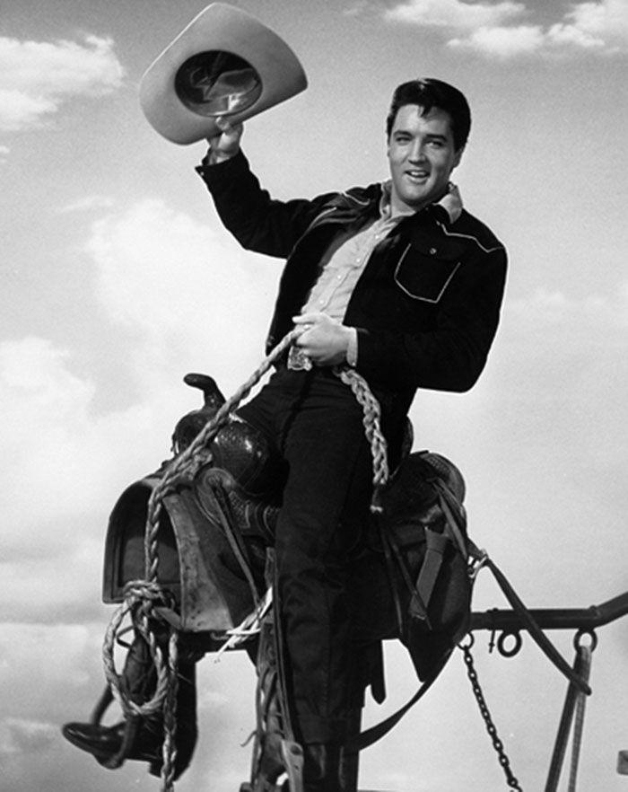 """Elvis Presley para """"Hazme Cosquillas"""" (Tickle Me), 1965 ..."""