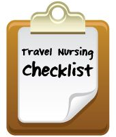 how to pack for travel nursing