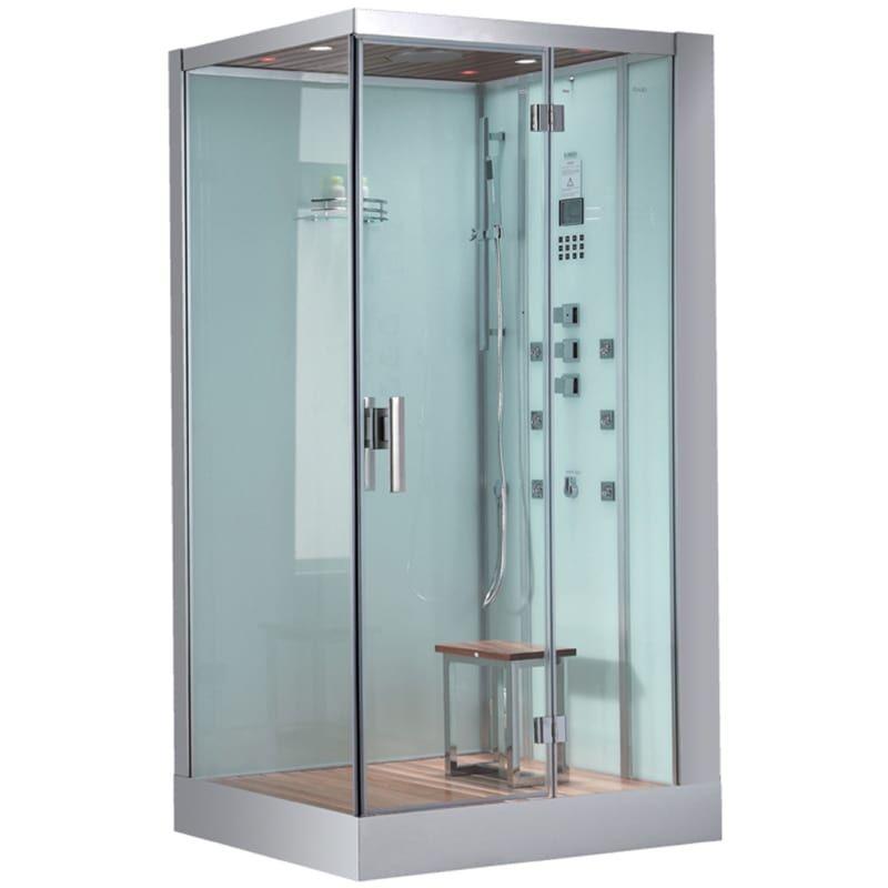 Ariel Dz959f8 R With Images Steam Shower Enclosure Shower