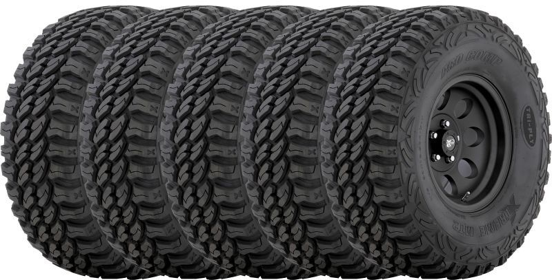 Pro Comp Series 7069 Wheel & Tire Package for 8406 Jeep