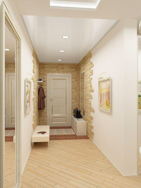 Декор коридора своими руками фото
