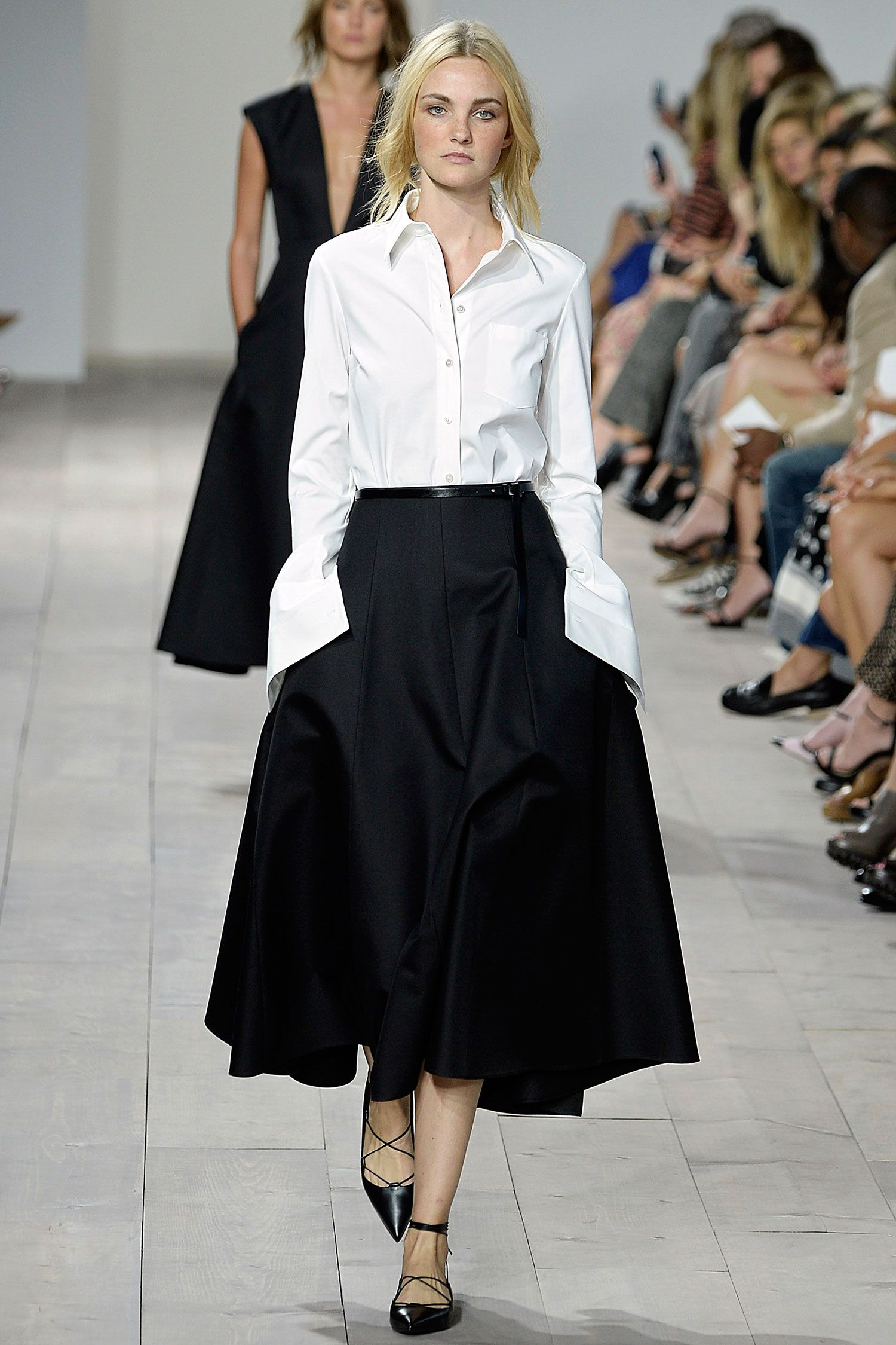 pics Pretty chic at New York Fashion Week