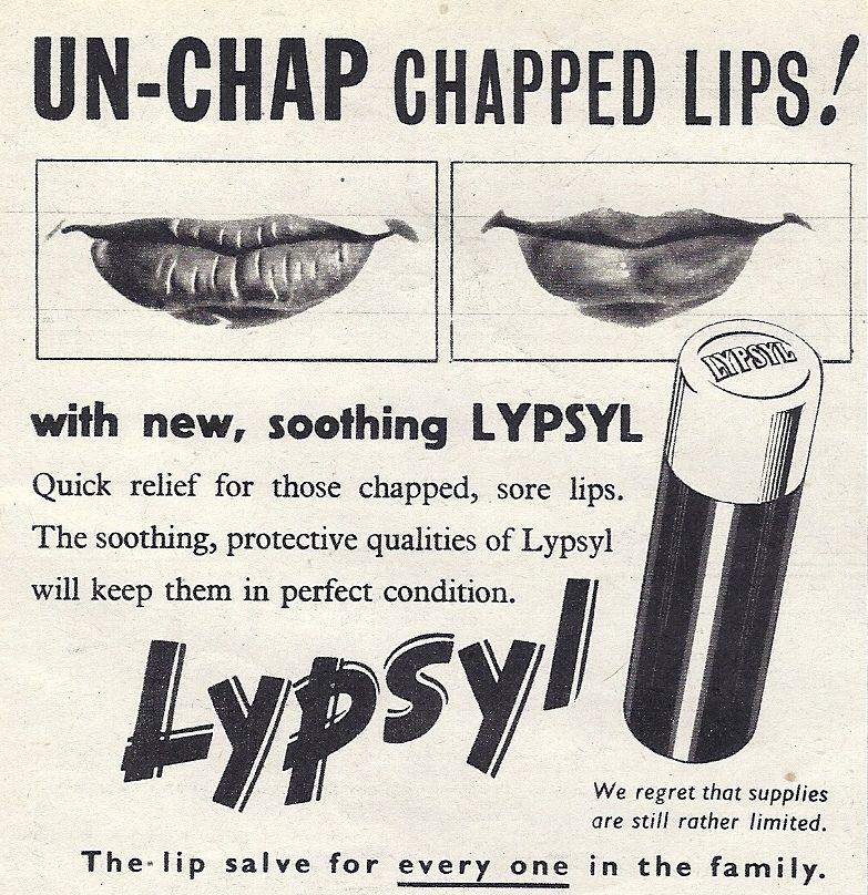 Lip Salve, Chapped Lips, Sore Lips