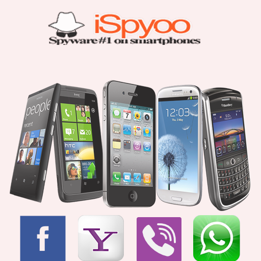 iSpyoo Track GPS location, iPhone Spy Software, Android