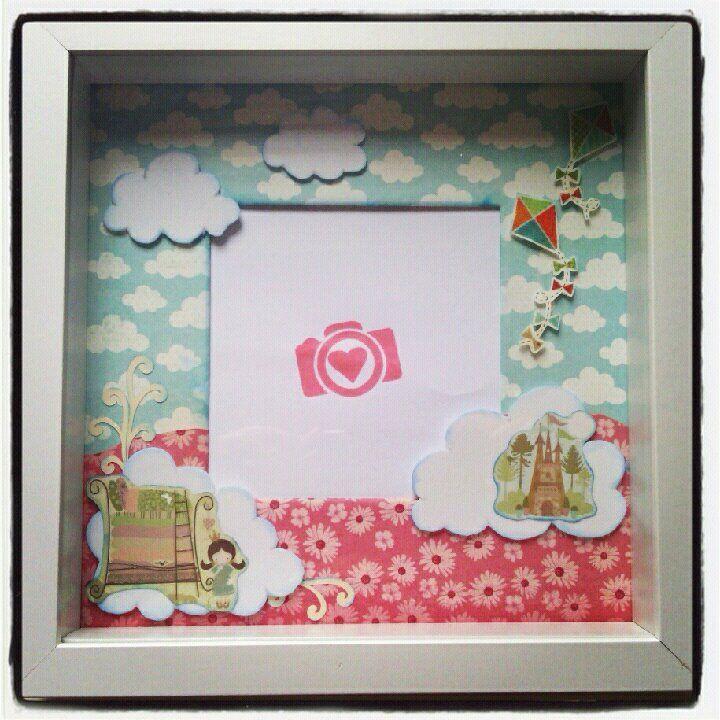 Vickuchy: Marcos para bebes. | cuadros niños | Pinterest | Para ...