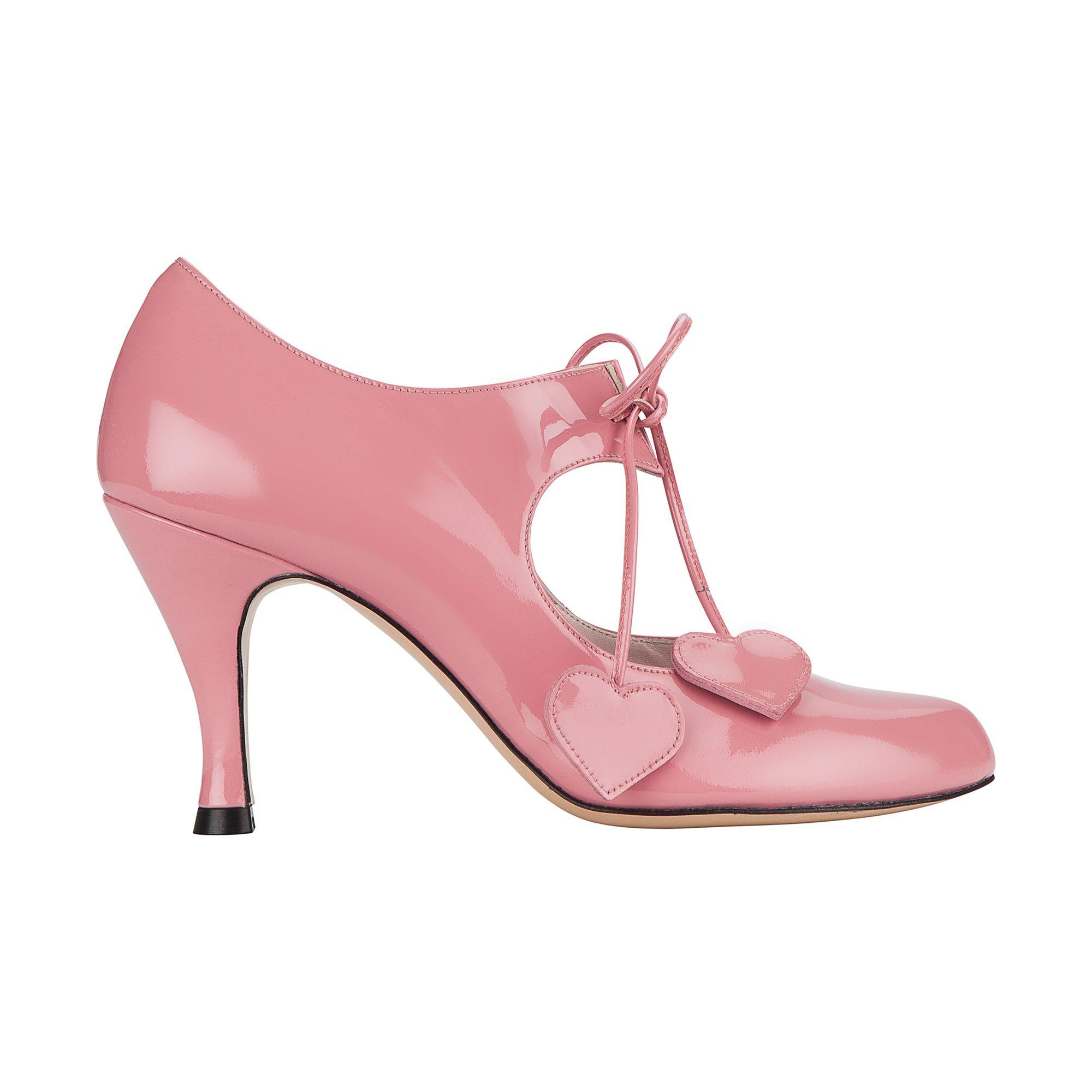 Minna Parikka RAQUEL ROSE PATENT | Korkokenkiä ☆ High heels