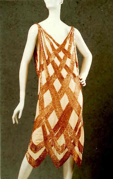 In the 1920's other notable designers include, Poiret, Souers, Doucet, Chanel, Lanvin, Halston, and Worth.