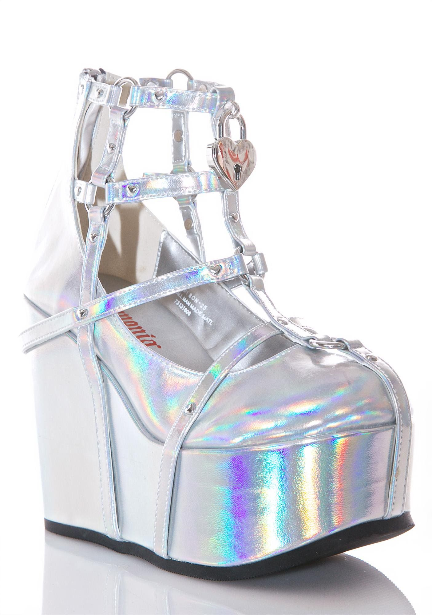 b4330a0fd1be Demonia Neo Romance Holographic Wedges - 9