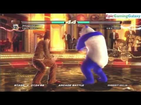 panda vs eddy gordo in a tekken 6 match battle fight this video showcases gameplay of panda vs eddy gordo in a tekken 6 match ba battle fight gordo fight pinterest