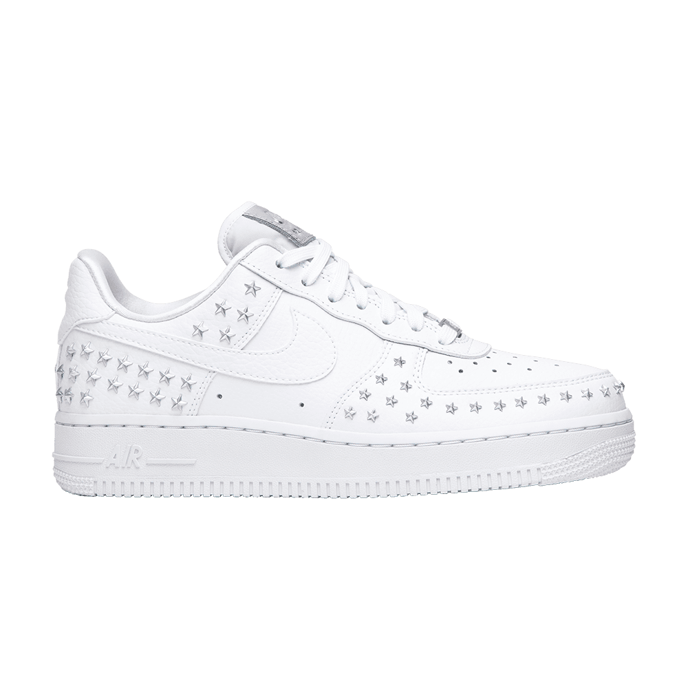 air force 1 donna nere platform