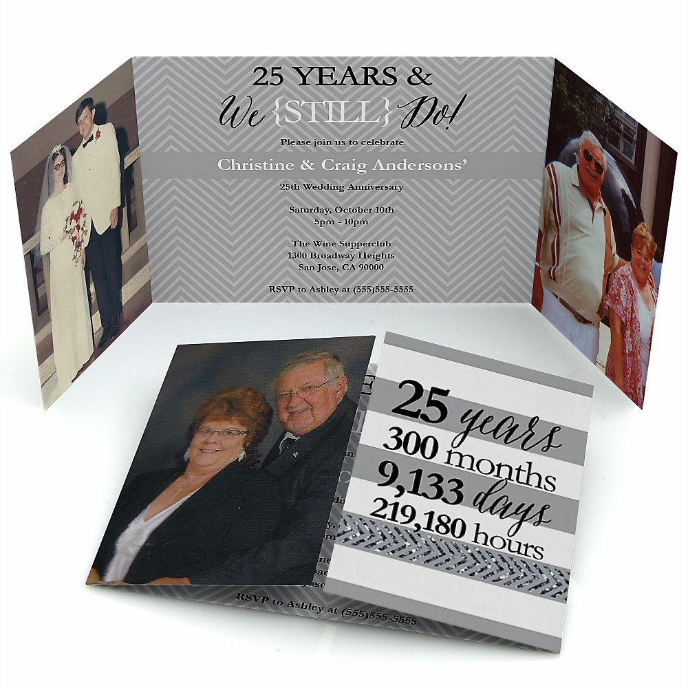 Decoration ideas for 50th wedding anniversary celebration  We Still Do  th Wedding Anniversary  BigDotOfHappiness