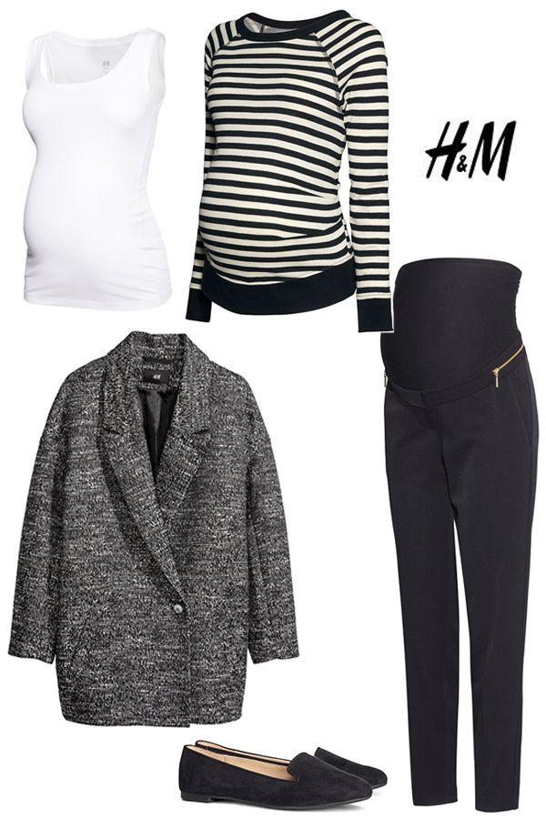 f7b96bcb1e1 Looks premamá a precios low cost H&M, Marcas de Ropa, Moda, Moda y ropa en  la calle, Weblog - El Rincón de Moda
