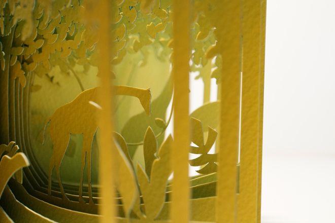 360°Book Jungle Book by Yusuke Oono