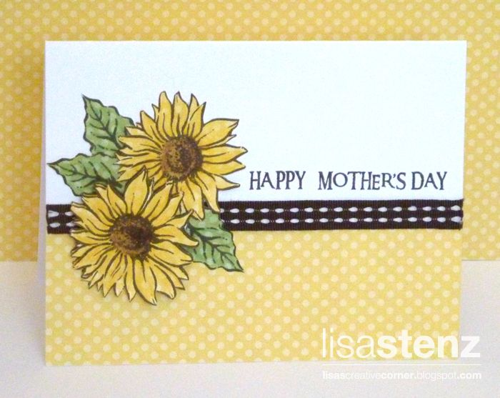 Happy Mothers Day 2014 Card Ideas: Dotty For You Close To My Heart - Google Search