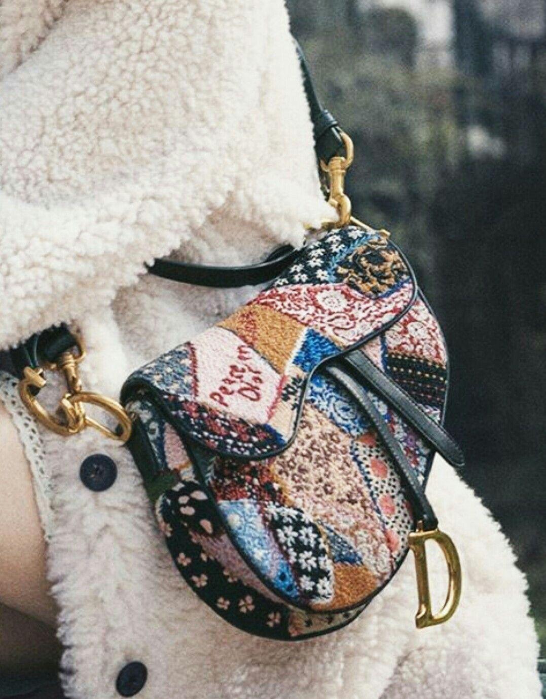c4edc9045 Dior saddle bag | Bags in 2019 | Dior saddle bag, Bags, Saddle bags