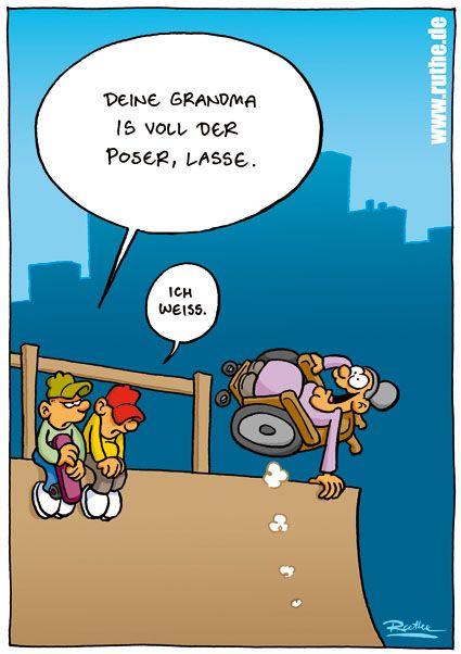 Cartoons Uber Behinderte Phil Hubbes Witze Medien Sz De