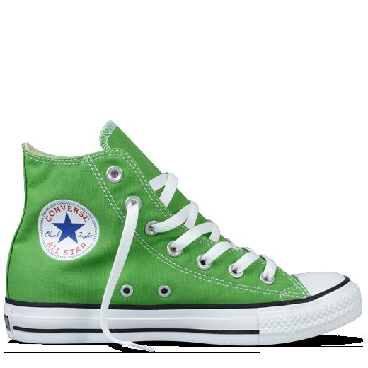 Converse Chuck Taylor All Star Hi Classic Green