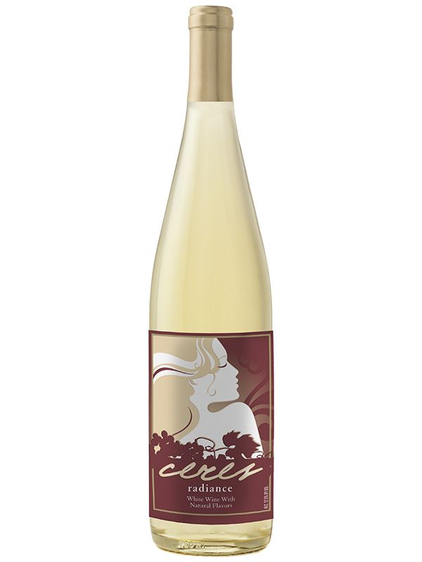 This wine was definitely a huge hit at the wine tasting last night! Ceres Radiance ~ light and sweet. Everybody ordered a bottle (or 2!)