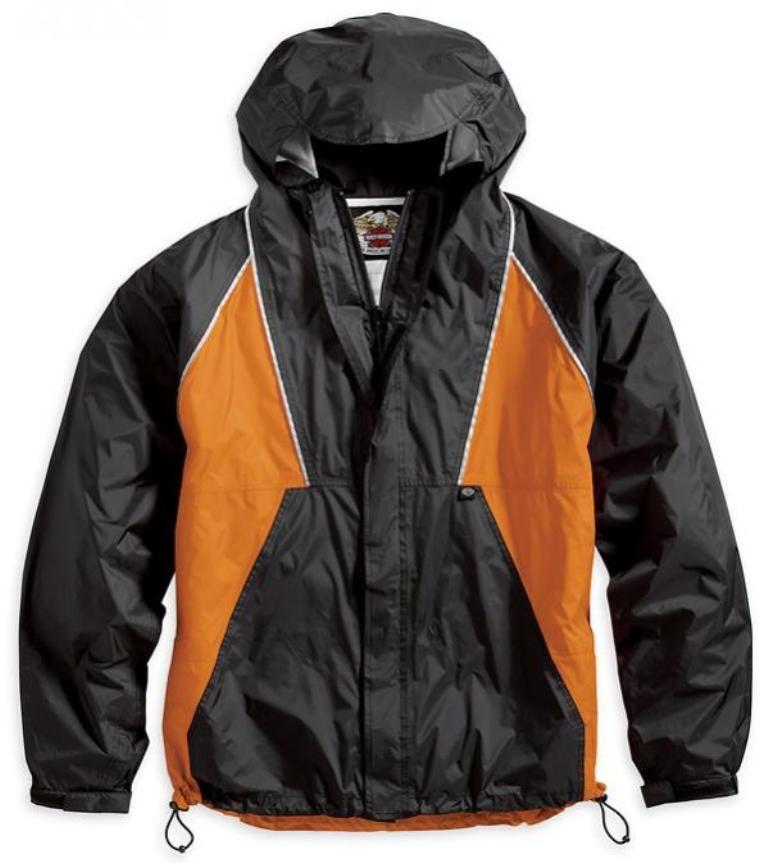Harley Davidson Men S Canal Street Rain Suit 98246 06vm Best Rain Jacket Rain Suit Mens Jackets