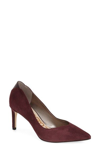 9939b47cb2 Sam Edelman 'Orella' Pump (Women) available at #Nordstrom | wedding ...