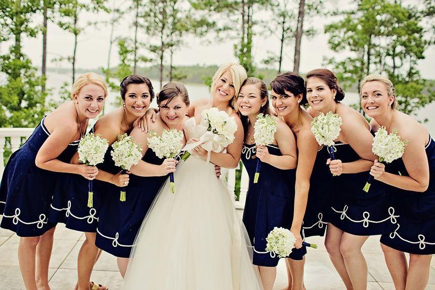 Nautical Wedding Image 212446 Wed Society Nautical Bridesmaid Dress Nautical Bridesmaid Nautical Wedding Theme