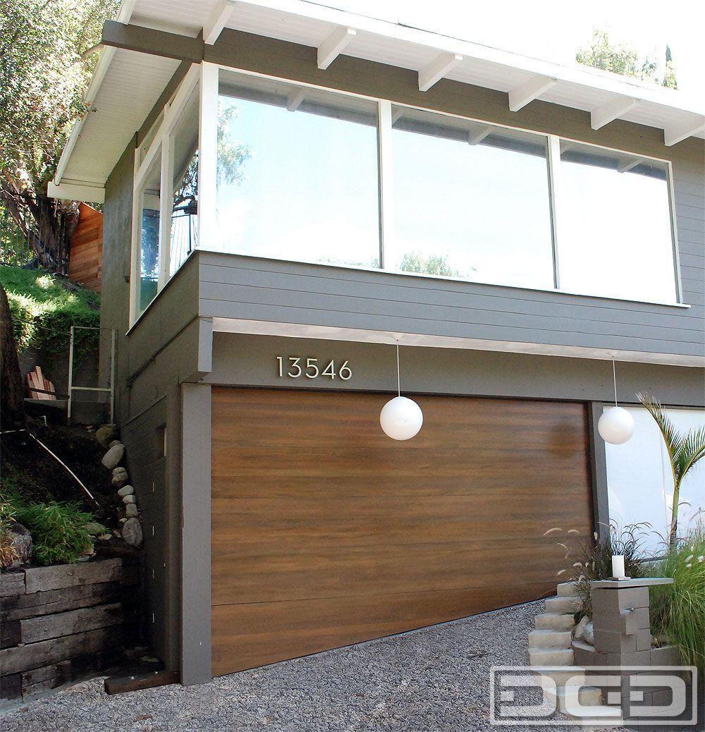 Modern Carport To Garage Conversion Carriage Style Garage Doors Garage Door Styles Garage Doors