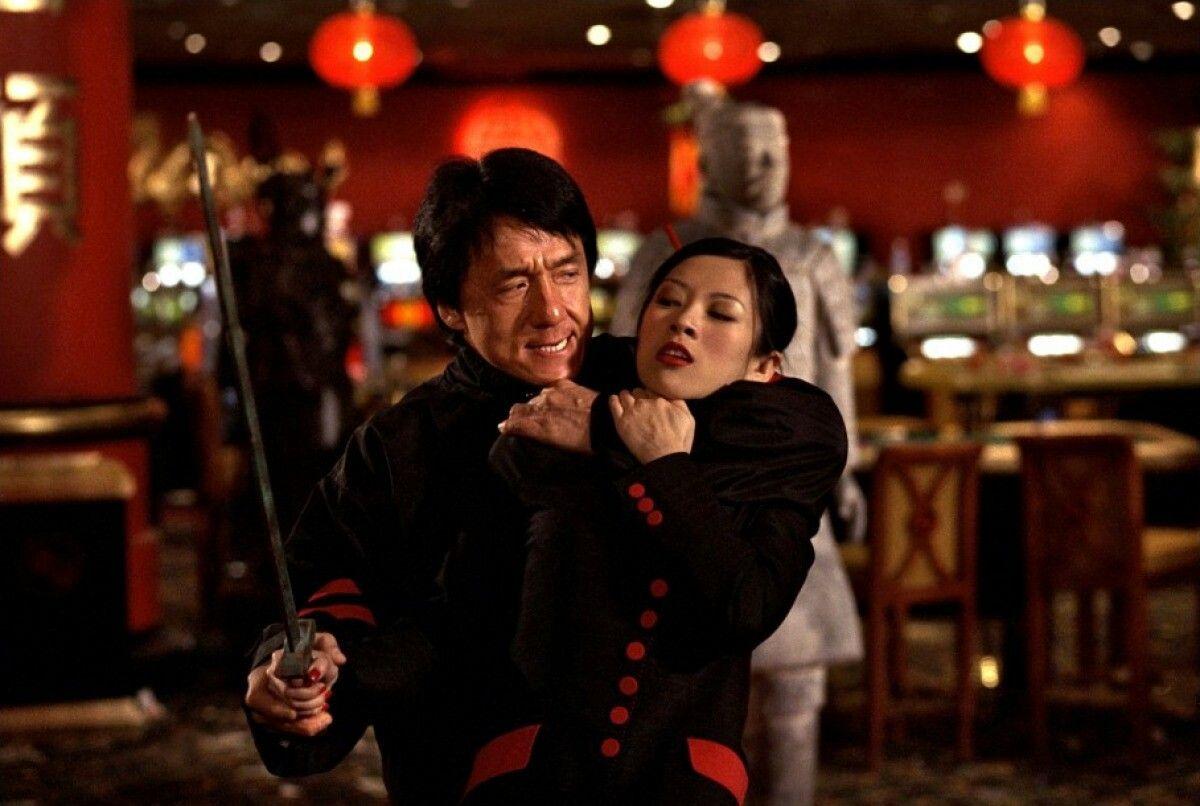 Rushhour 2 2001 Jackie Chan Rush Hour Jackie