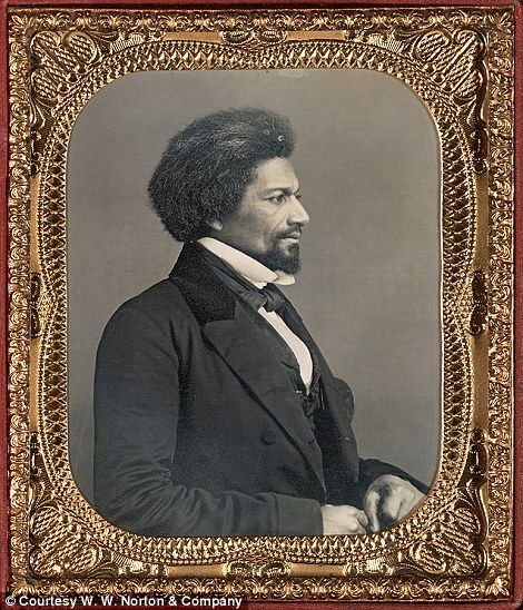 Frederick Douglass the most-photographed American of the 19th ...