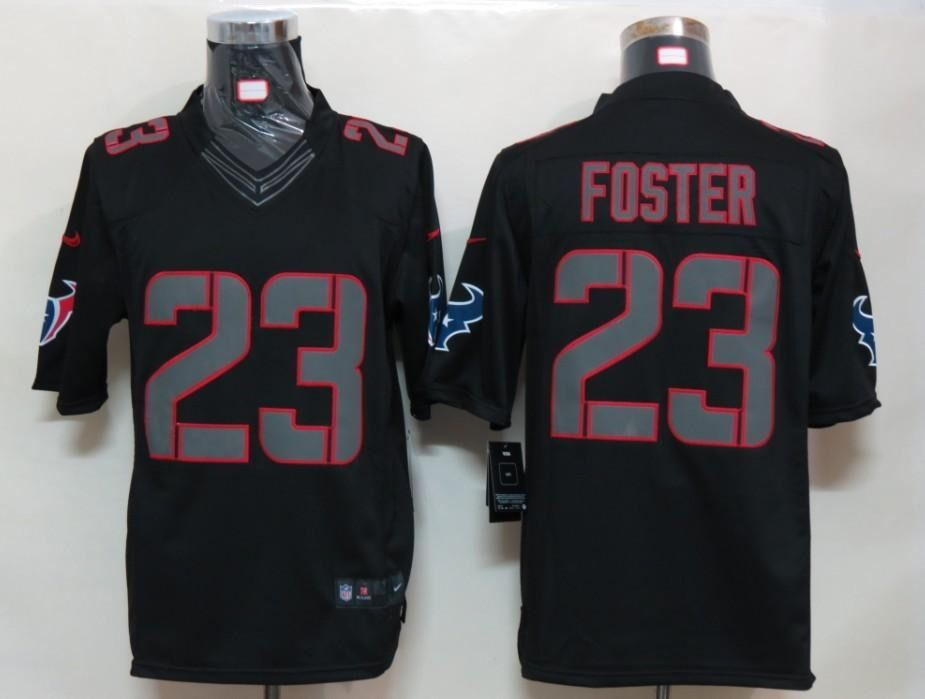get same 2012 nike nfl houston texans 23 arian foster black impact limited jerseys 2016 new nfl chea