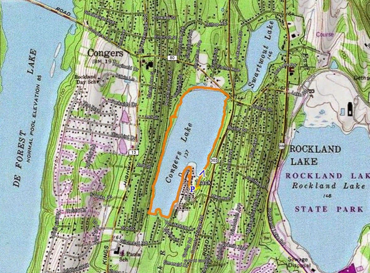 Congers NY MAP Project