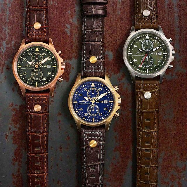 AV-4013-04 – AVI-8 Watches