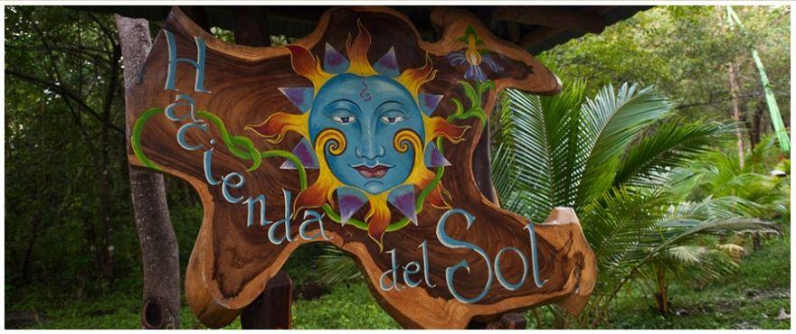 Hacienda Del Sol in Costa Rica. 7 to 10 day Juicing Cleanse and Yoga Retreat!