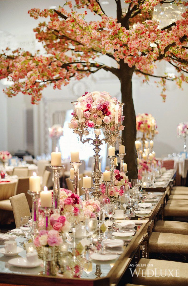 WedLuxe – A Marie Antoinette-Inspired Wedding In Vancouver ...