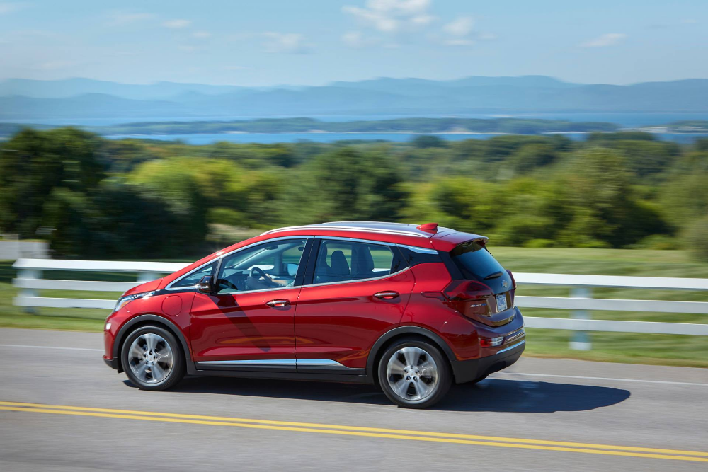 2020 Chevy Bolt Gets Boosted With 21 Mile Range Increase Thanks To