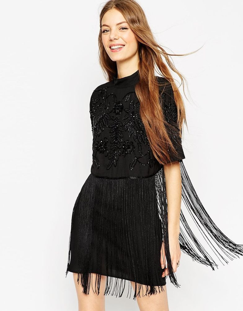 Mini black dress uk vs usa