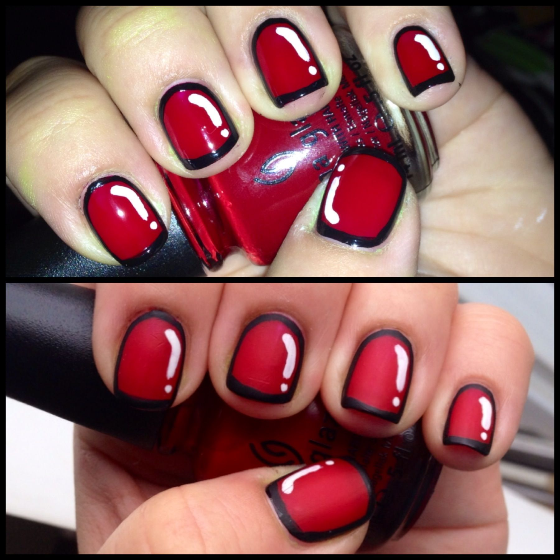 I gave Cartoon Nails a shot and am totally enamored! What do you ...