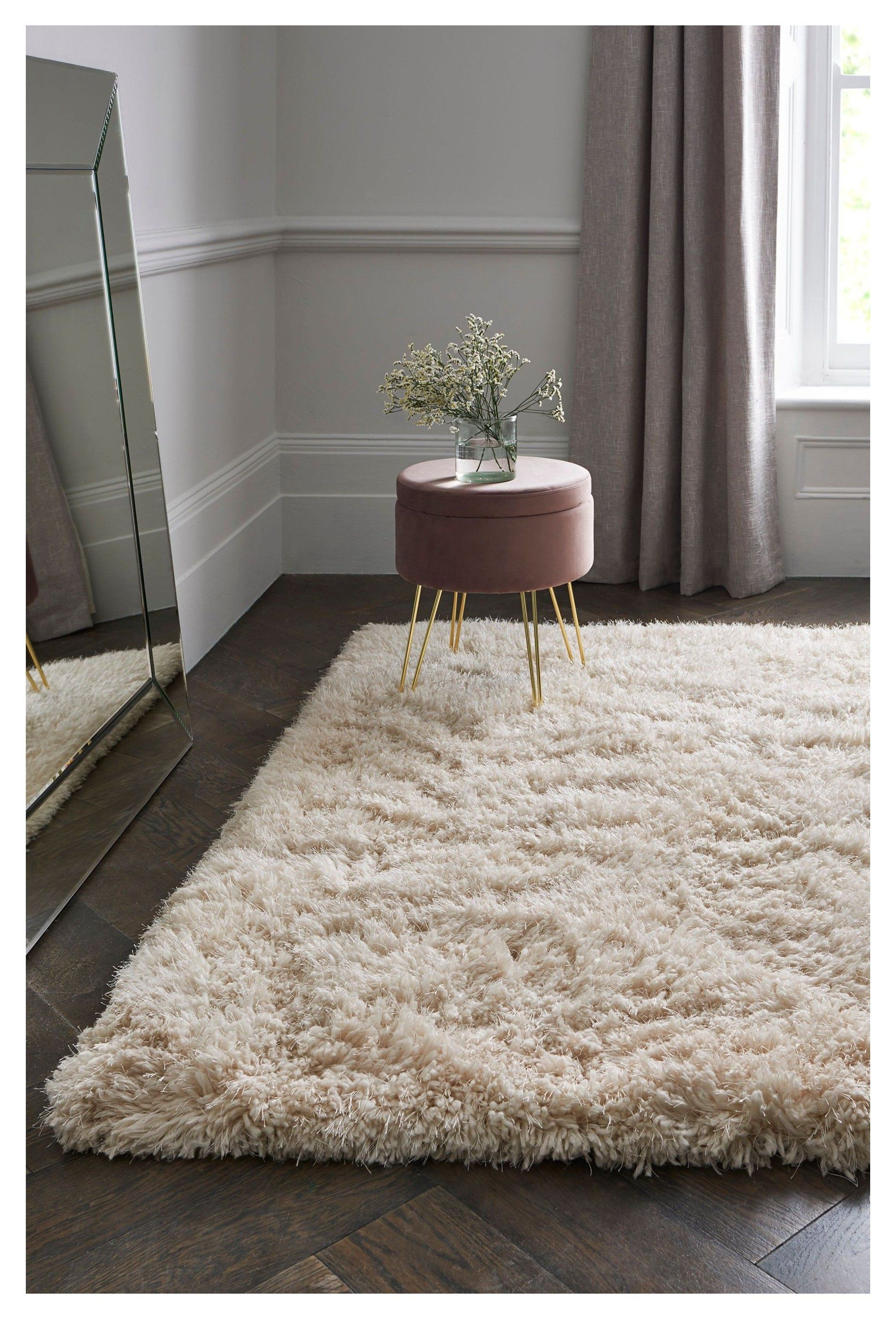 Rugs Modern Rugs Large Wool Rugs Fluffy Rugs In Bedroom Next Grace Luxurious High Pile Rug White Rugs In Living Room Fluffy Rug Rugs On Carpet