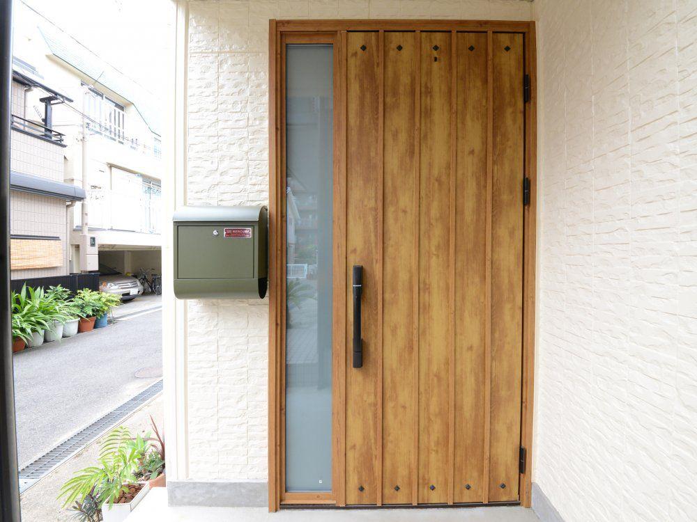 イエナカ手帖 に投稿されたアガベさんの記事 Ykkの扉 戸