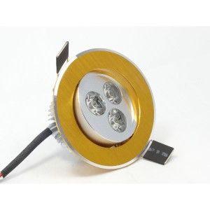Gold LED Downlight