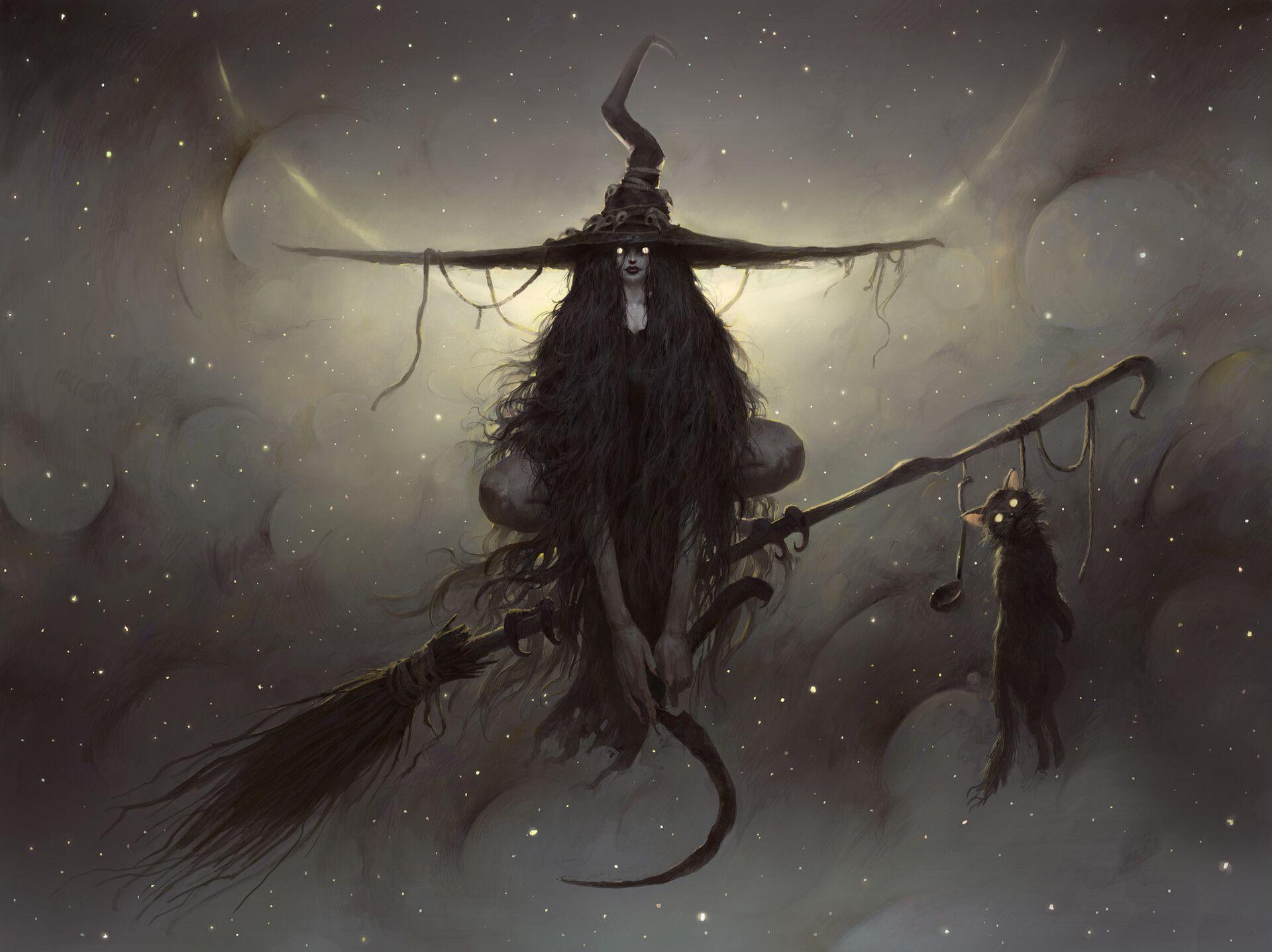 Witch_2, Bogdan Rezunenko