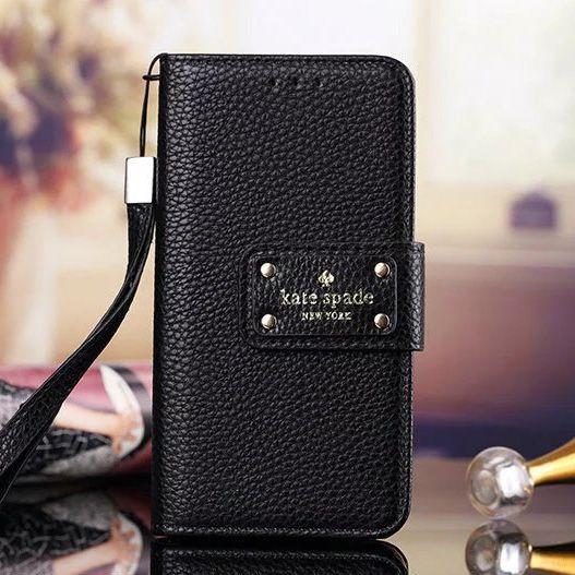 super popular 26744 73045 Designer Kate Spade iPhone 7 Case Wallet Black | All | Iphone 7 ...